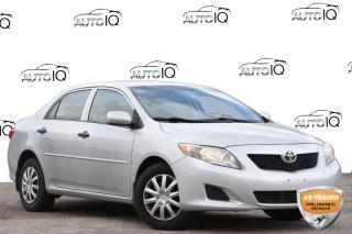 Used 2010 Toyota Corolla AS TRADED | CE | AUTO | POWER GROUP | for sale in Kitchener, ON