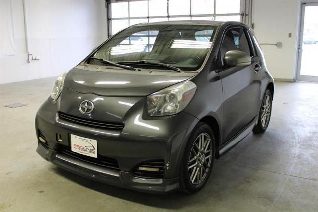 2012 Scion iQ CVT