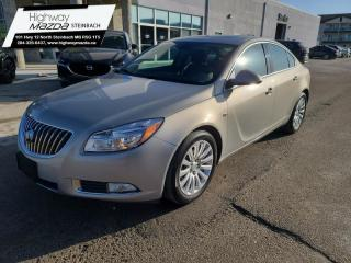 Used 2011 Buick Regal CXL 4 Dr Sedan for sale in Steinbach, MB