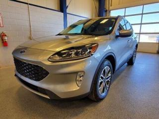 New 2021 Ford Escape SEL Hybrid for sale in Moose Jaw, SK