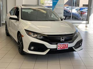 Used 2017 Honda Civic Hatchback Sport HS CVT for sale in Burnaby, BC