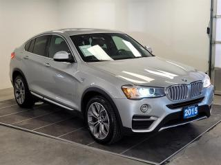 Used 2015 BMW X4 xDrive35i for sale in Port Moody, BC