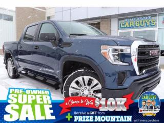 Used 2019 GMC Sierra 1500 | One Owner, No Accidents. for sale in Prince Albert, SK