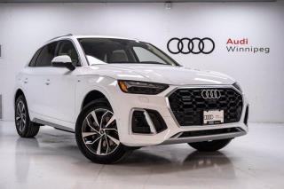 New 2021 Audi Q5 Technik for sale in Winnipeg, MB