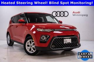 Used 2020 Kia Soul EX w/Heated Seats & Back-Up Camera for sale in Winnipeg, MB