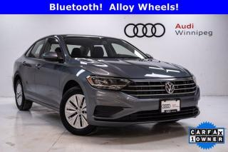 Used 2019 Volkswagen Jetta Comfortline w/Heated Seats & Back-Up Camera for sale in Winnipeg, MB
