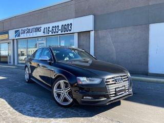 Used 2014 Audi S4 Progressiv-Navigation-Automatic for sale in Toronto, ON