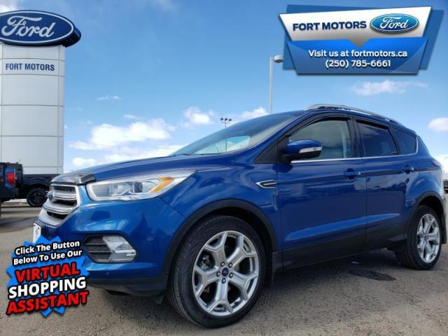 2017 Ford Escape Titanium  - Leather Seats -  Bluetooth - $189 B/W