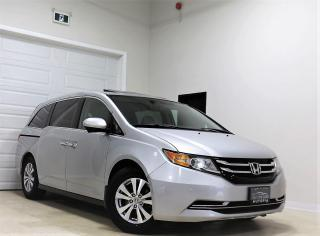 Used 2015 Honda Odyssey EX-L NAVIGATION  REAR VIEW 8 PASSENGER SUNROOF for sale in North York, ON