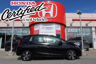 Used 2019 Honda Fit EX-L NAVI - HONDA CERTIFIED - RATES STARTING @ 3.69% - for sale in Sudbury, ON