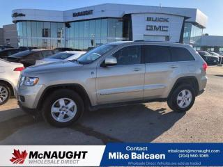 Used 2011 Jeep Grand Cherokee Laredo 4WD | Safetied for sale in Winnipeg, MB