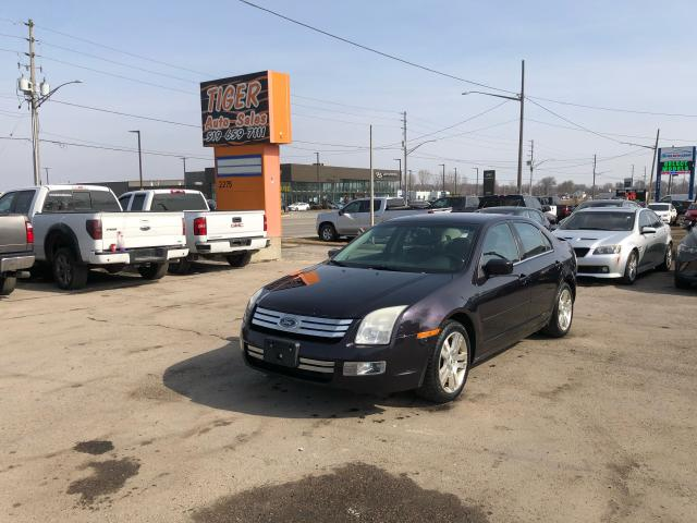 2007 Ford Fusion SEL**ALL WHEEL DRIVE**AUTO**TRADE IN**AS IS