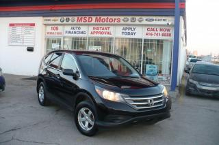 Used 2014 Honda CR-V LX for sale in Toronto, ON