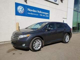 Used 2011 Toyota Venza V6 AWD - LEATHER / HTD SEATS for sale in Edmonton, AB