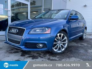 Used 2009 Audi A3 A3 - QUATRO, LEATHER, SUNROOF, FUN AND ZIPPY! for sale in Edmonton, AB