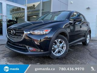 Used 2019 Mazda CX-3 GS-AWD, CLOTH, HEATED SEATS, BLUETOOTH, BACK UP, AND MORE for sale in Edmonton, AB