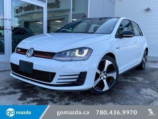 Used 2017 Volkswagen Golf GTI Autobahn for sale in Edmonton, AB