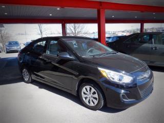 Used 2016 Hyundai Accent LE for sale in Saint John, NB