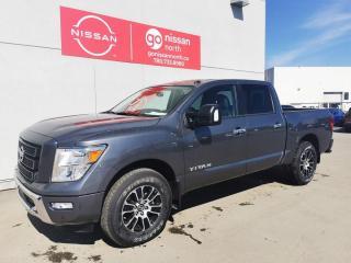 New 2021 Nissan Titan SV for sale in Edmonton, AB