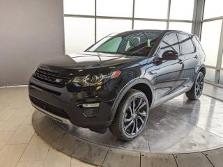 Used 2015 Land Rover Discovery Sport LOW MILEAGE - LUXURY MODEL! for sale in Edmonton, AB