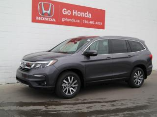 New 2021 Honda Pilot EX-L NAVI for sale in Edmonton, AB