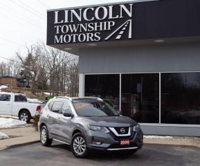 Used 2020 Nissan Rogue SV for sale in Beamsville, ON