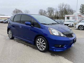 Used 2014 Honda Fit Sport 4dr FWD Hatchback for sale in Brantford, ON