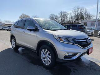 Used 2016 Honda CR-V EX 4dr AWD Sport Utility for sale in Brantford, ON