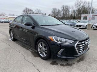 Used 2017 Hyundai Elantra GL 4dr FWD Sedan for sale in Brantford, ON