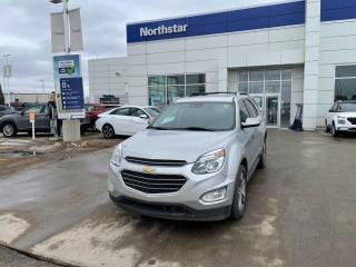 Used 2016 Chevrolet Equinox LTZ/V6/NAV/LEATHER/SUNROOF/BACKUPCAM/HEATEDSEATS for sale in Edmonton, AB