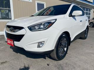 Used 2015 Hyundai Tucson GLS for sale in Tilbury, ON
