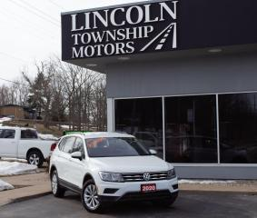 Used 2020 Volkswagen Tiguan Trendline for sale in Beamsville, ON