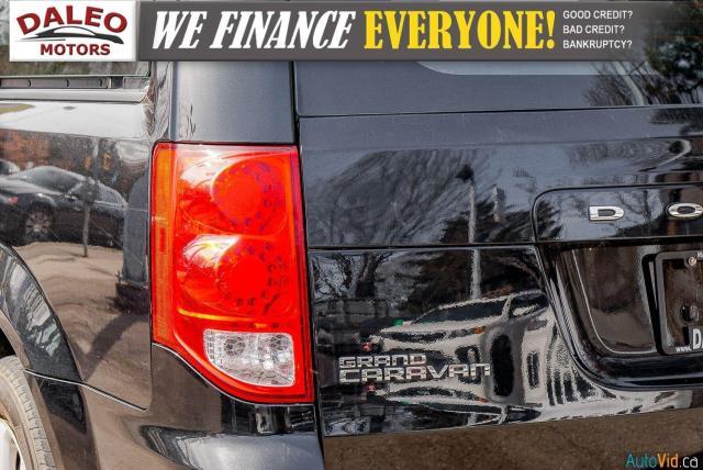 2014 Dodge Grand Caravan SE / 7 PASSENGER / WOOD TRIM / MP3 CAPABILITY / Photo9