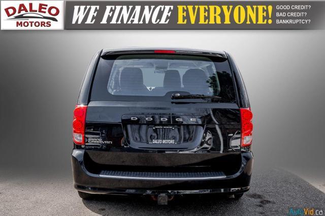 2014 Dodge Grand Caravan SE / 7 PASSENGER / WOOD TRIM / MP3 CAPABILITY / Photo6