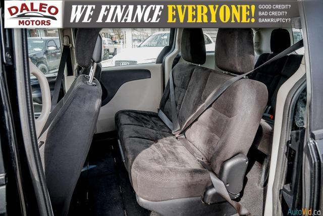 2014 Dodge Grand Caravan SE / 7 PASSENGER / WOOD TRIM / MP3 CAPABILITY / Photo11