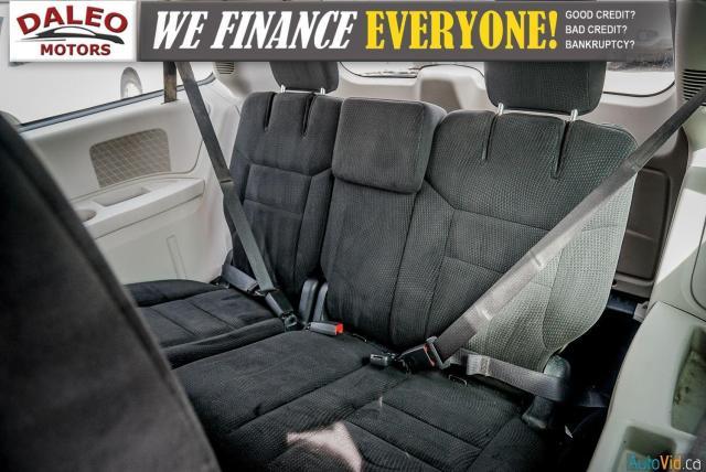 2014 Dodge Grand Caravan SE / 7 PASSENGER / WOOD TRIM / MP3 CAPABILITY / Photo12