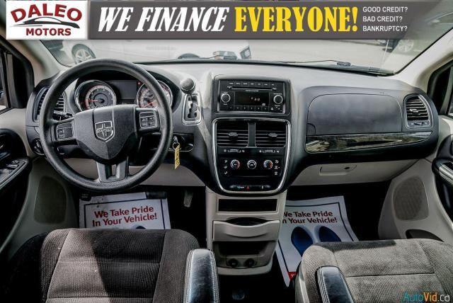 2014 Dodge Grand Caravan SE / 7 PASSENGER / WOOD TRIM / MP3 CAPABILITY / Photo13