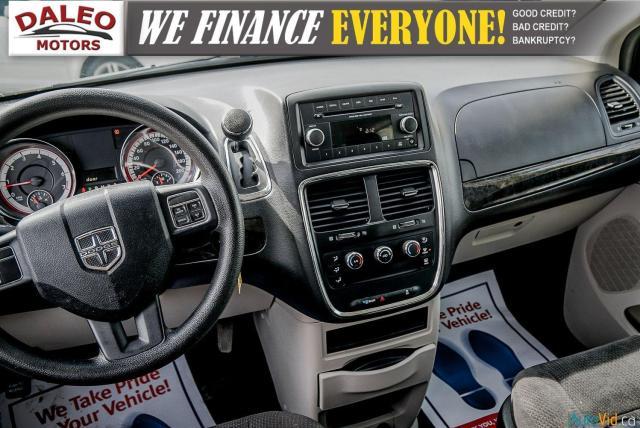 2014 Dodge Grand Caravan SE / 7 PASSENGER / WOOD TRIM / MP3 CAPABILITY / Photo15