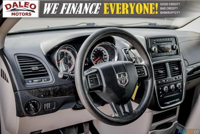2014 Dodge Grand Caravan SE / 7 PASSENGER / WOOD TRIM / MP3 CAPABILITY / Photo17