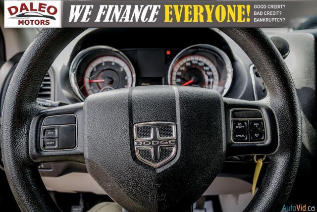 2014 Dodge Grand Caravan SE / 7 PASSENGER / WOOD TRIM / MP3 CAPABILITY / Photo19