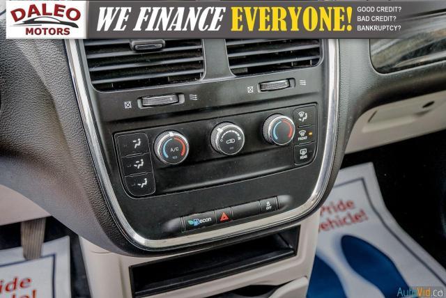 2014 Dodge Grand Caravan SE / 7 PASSENGER / WOOD TRIM / MP3 CAPABILITY / Photo21