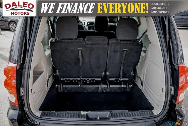 2014 Dodge Grand Caravan SE / 7 PASSENGER / WOOD TRIM / MP3 CAPABILITY / Photo23