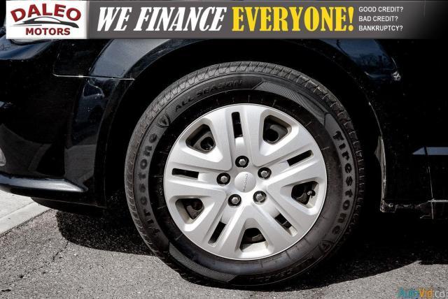 2014 Dodge Grand Caravan SE / 7 PASSENGER / WOOD TRIM / MP3 CAPABILITY / Photo24