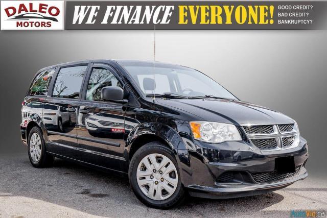 2014 Dodge Grand Caravan SE / 7 PASSENGER / WOOD TRIM / MP3 CAPABILITY /