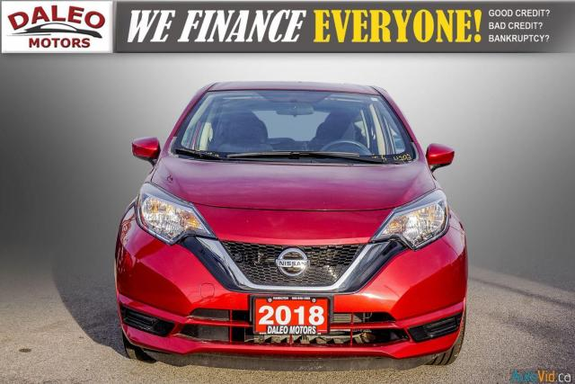 2018 Nissan Versa Note SV / BACK UP CAM / HEATED SEATS / BACK UP CAM / Photo3