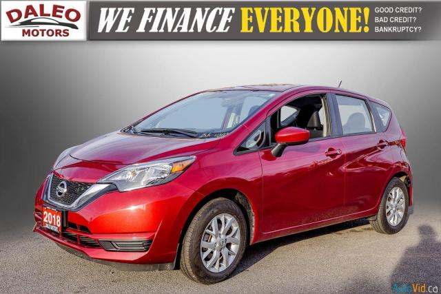 2018 Nissan Versa Note SV / BACK UP CAM / HEATED SEATS / BACK UP CAM / Photo4