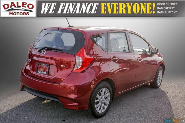 2018 Nissan Versa Note SV / BACK UP CAM / HEATED SEATS / BACK UP CAM / Photo8
