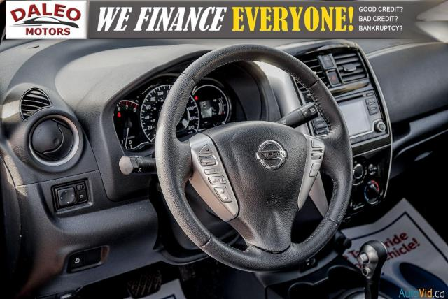 2018 Nissan Versa Note SV / BACK UP CAM / HEATED SEATS / BACK UP CAM / Photo17