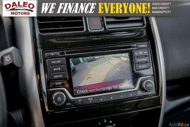 2018 Nissan Versa Note SV / BACK UP CAM / HEATED SEATS / BACK UP CAM / Photo25