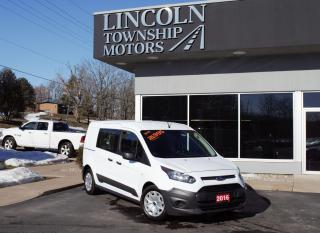 Used 2016 Ford Transit Connect XL for sale in Beamsville, ON